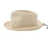 帽子アンドワンダーアバカブレードハット