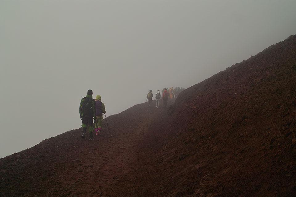 富士の天気