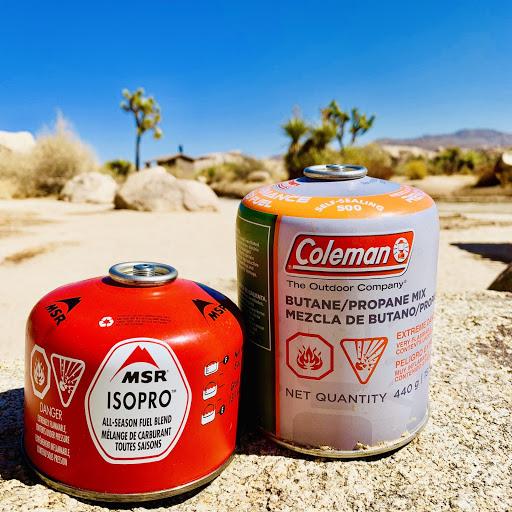 MSRのOD缶の写真