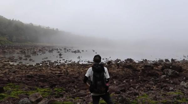 北八ヶ岳の雨池の写真