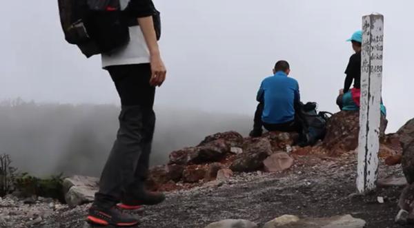 北横岳北峰の写真