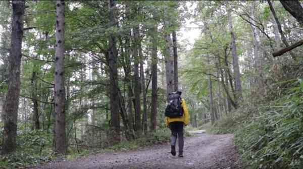 美濃戸口から赤岳山荘までの道のり写真